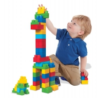 Конструктор Mega Bloks First Builders 80 эл. (DCH63)
