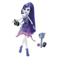 Кукла Monster High Спектра Вондергейст из серии Монстр-пати (Х4528)
