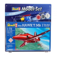 "Model Set Revell Самолет BAe Hawk Mk.1 ""Red Arrows"" 1:72 (64622)"