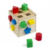 "Сортер-куб Melissa & Doug ""Shape Sorting Cube"" (MD10575)"