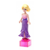 "Мини-фигурка Mega Bloks ""Fashion Barbie"" (CNF71-3)"