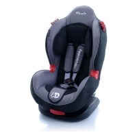 Автокресло Baby Point Fenix New N.B. (05) черный