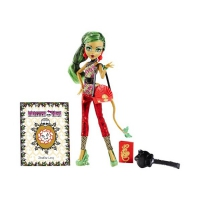 Кукла Цзинифайр Лонг из серии Новый скарместр Monster High Mattel (BDD80)