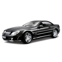 Автомодель Maisto (1:18) Mercedes Benz SL65 AMG (36193 black)