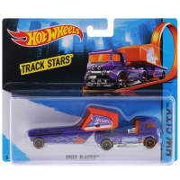 Автомобиль базовый Hot Wheels Mattel (BFM60) Speed Blaster