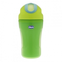 Чашка Chicco Insulated Cup 18м+ (06825) зеленая