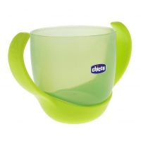 Чашка Chicco Meal Cup 12м+ (06824) зеленая