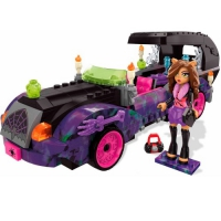 "Конструктор Mega Bloks Monster High ""Киномобиль"" (CNF82)"