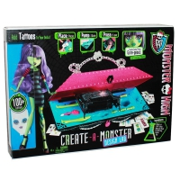 Дизайн лаборатория Monster High