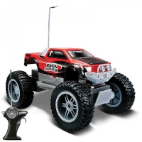 Автомодель на р/у Maisto Rock Crawler Jr. (81162 ) red