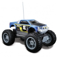 Автомодель на р/у Maisto Rock Crawler Jr. (81162 ) blue