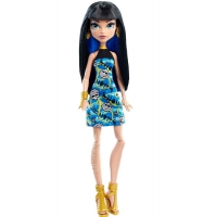 "Кукла Monster High Клео Де Нил, серия ""Моя монстро-подружка"" (DTD90-1)"
