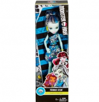 "Кукла Monster High Фрэнки Штейн, серия ""Моя монстро-подружка"" (DTD90-3)"