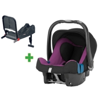 Детское автокресло ROMER BABY-SAFE PLUS II Black Thunder