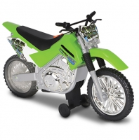 Мотоцикл Toy State Kawasaki KLX 140 Moto-Cross Bike 25 см (33412)
