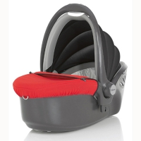 Автокресло ROMER BABY-SAFE SLEEPER Black Thunder (2000008082) Black Thunder