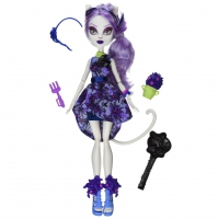 "Кукла Monster High Кэтрин Де Мяу, серия ""Цвет и тьма"" (CDC05-1)"