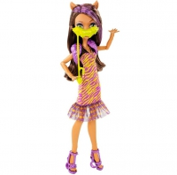 "Кукла Monster High ""Клоудин Вульф"" серия Welcome to Monster High (DNX18-1)"