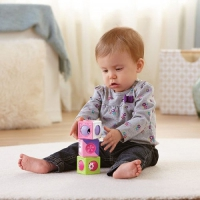 Чудо кубики Fisher-Price (CBL33) розовый