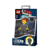 "Брелок-фонарик IQ Lego Movie ""Президент Бизнес"" (LGL-KE44-BELL)"