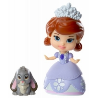 Принцесса София и Клевер, Disney Sofia the First, Jakks Pacific (01150 (01151)