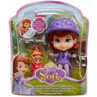 Принцесса София и Флора, Disney Sofia the First, Jakks Pacific (01150 (01243)