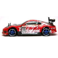 "Машина для дрифта на р/у Nissan 350z DRIFT TC HI4123 Brushed ""Himoto"" (HI4123n)"