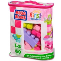 Конструктор Mega Bloks First Builders 60 эл. (DCH54)
