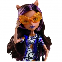 "Кукла Monster High Клодин Вульф серии ""Монстуристы"" (CHW57-1)"