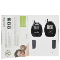 Радионяня Baby monitor digital green 800 м (A01420)