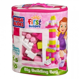 Конструктор Mega Bloks First Builders 80 эл. (DCH62)