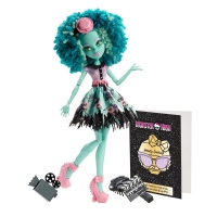 Кукла Хани Свомп из серии Страх, Камера, Мотор! Monster High Mattel (BDD86)