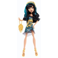 Кукла Клео де Нил из серии Страх, Камера, Мотор! Monster High Mattel (BDF25)