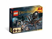 Конструктор Lego The Lord of the Rings Атака Шелоб (9470)