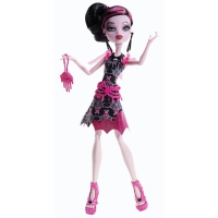 Кукла Дракулаура из серии Страх, Камера, Мотор! Monster High Mattel (BDF23)