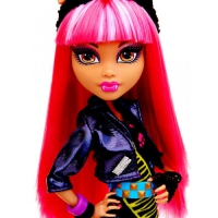 Кукла Monster High Хоулин Вульф из серии 13 желаний Mattel (BBK06)