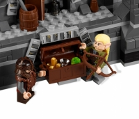 Конструктор Lego The Lord of the Rings Шахты Мории (9473)