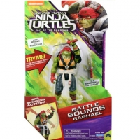 "Фигурка TMNT Movie II Deluxe ""Рафаэль"" 15 см (88304)"
