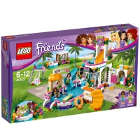 "Конструктор Lego Friends ""Летний бассейн"" (41313)"