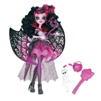 "Кукла Monster High Дракулора из серии ""Хелоувин"" (Х3716)"