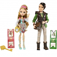 "Набор кукол Mattel Ever After High ""Хантер и Эшлин"" (CBX79)"
