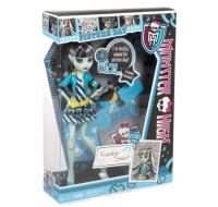 Кукла Monster High Фрэнки Штейн из серии День фотографии (Y7697)